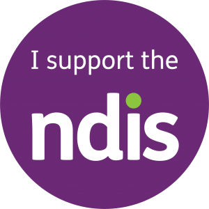 I support the NDIS