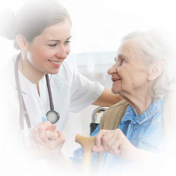 Nurse and Elder